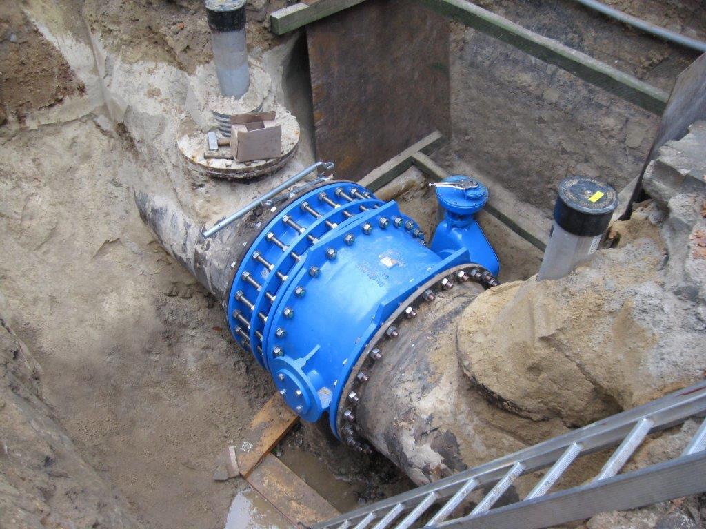 Armatur Wasserleitung